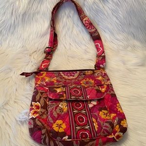 Vera Bradley Crossover Bag